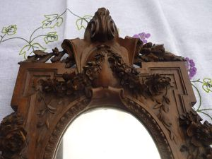 Black forest mirror for sale