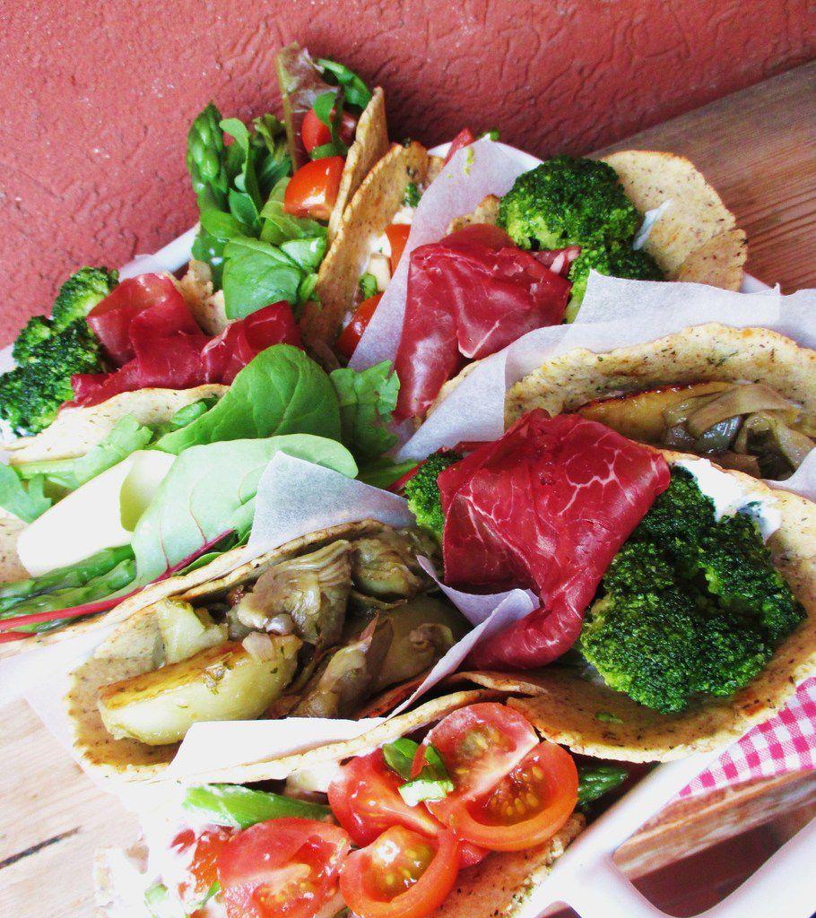 Tacos, multi-flavor & Italian way...