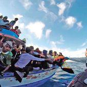 Réfugiés : l'Europe démunie face à la tragédie