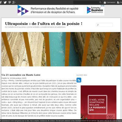 Ultrapoésie : de l'ultra et de la poésie !