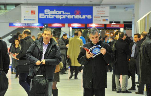 La Communauté urbaine au Salon des Entrepreneurs