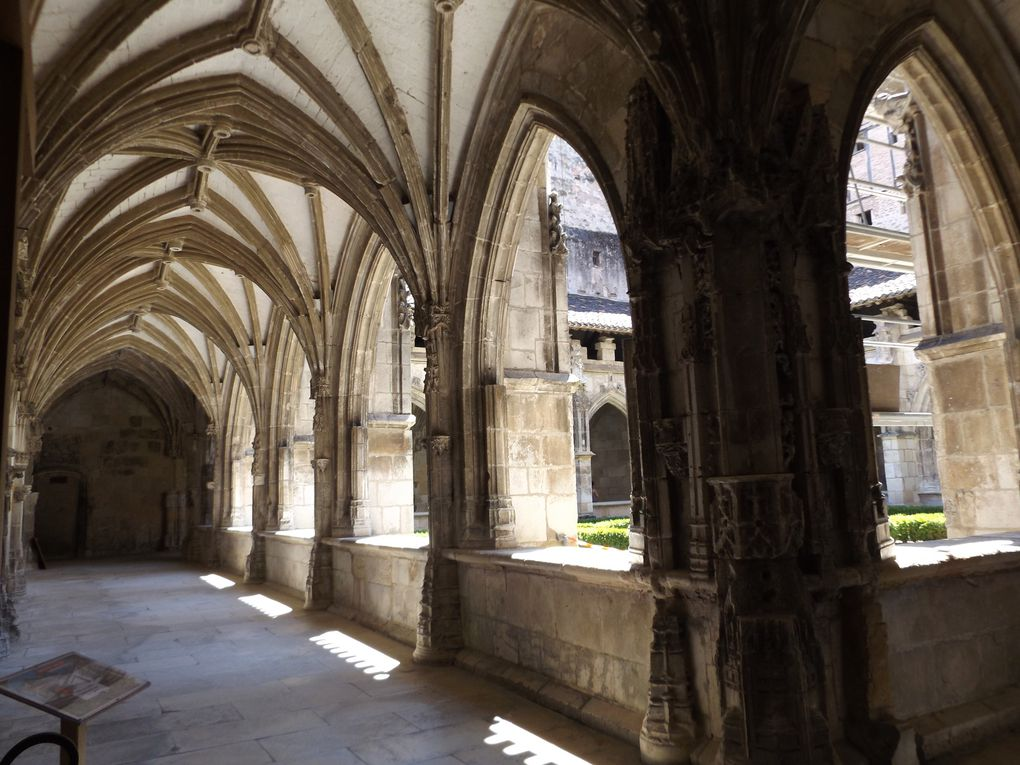 Le cloître de la cathédrale de Cahors