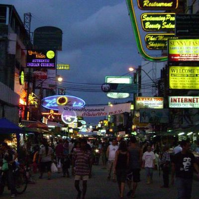 Bangkok ca depote !