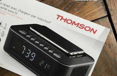 Radio-réveil Bluetooth® THOMSON
