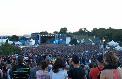 Rammstein a cloturé le festival d'été de Québec
