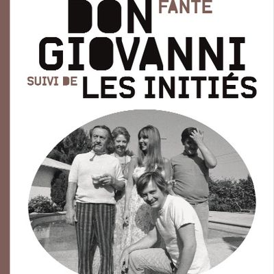 Week end lecture : Don Giovanni