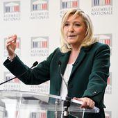 """Marine Le Pen : """"Messieurs les généraux, rejoignez-moi dans la bataille pour la France"""" - Valeurs actuelles"""