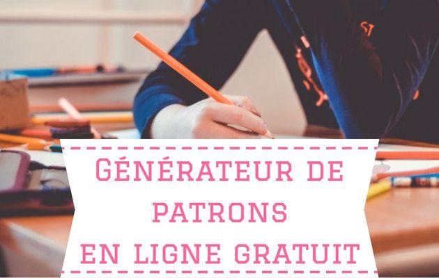Logiciel gratuit de patrons couture sur mesure (homme, femme) + traduction française