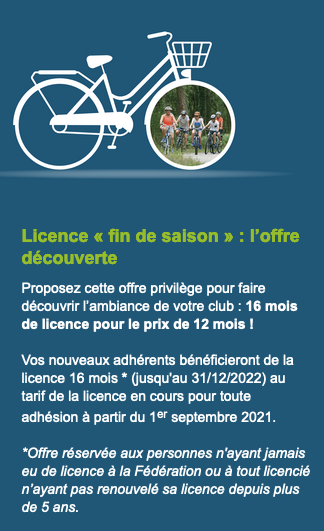 LICENCE 16 MOIS