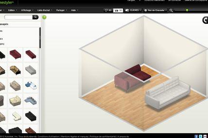 Créez la maison de vos rêves grâce à Homestyler