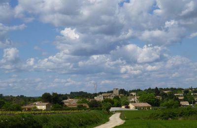 Randonnée des capitelles (Gard) - avril 2014