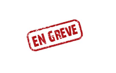 GREVE LE MARDI 10 OCTOBRE 2017