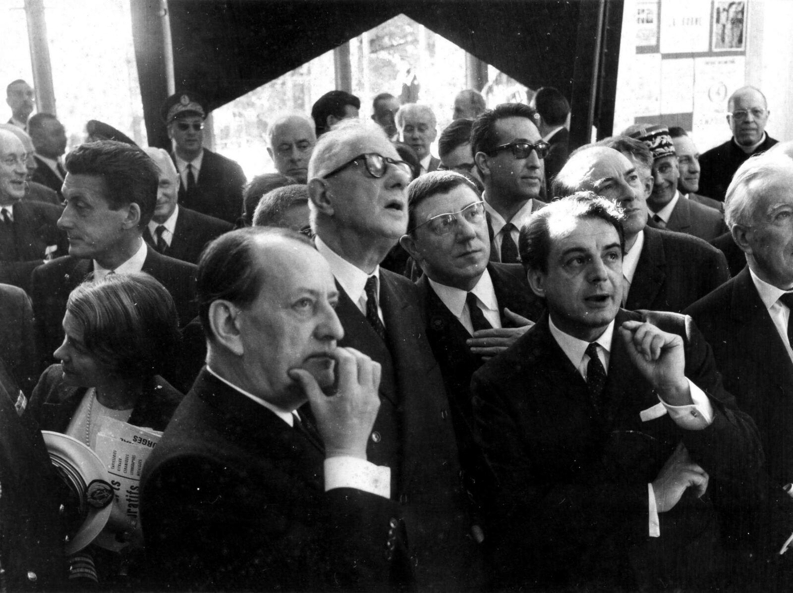 Il y a soixante ans, la Comédie de Gaby ...