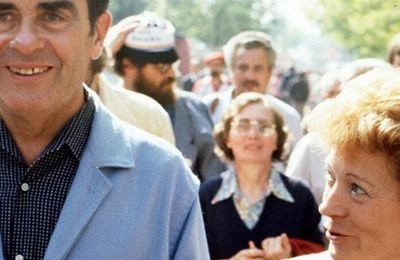 Le PCF salue la mémoire de Liliane Marchais