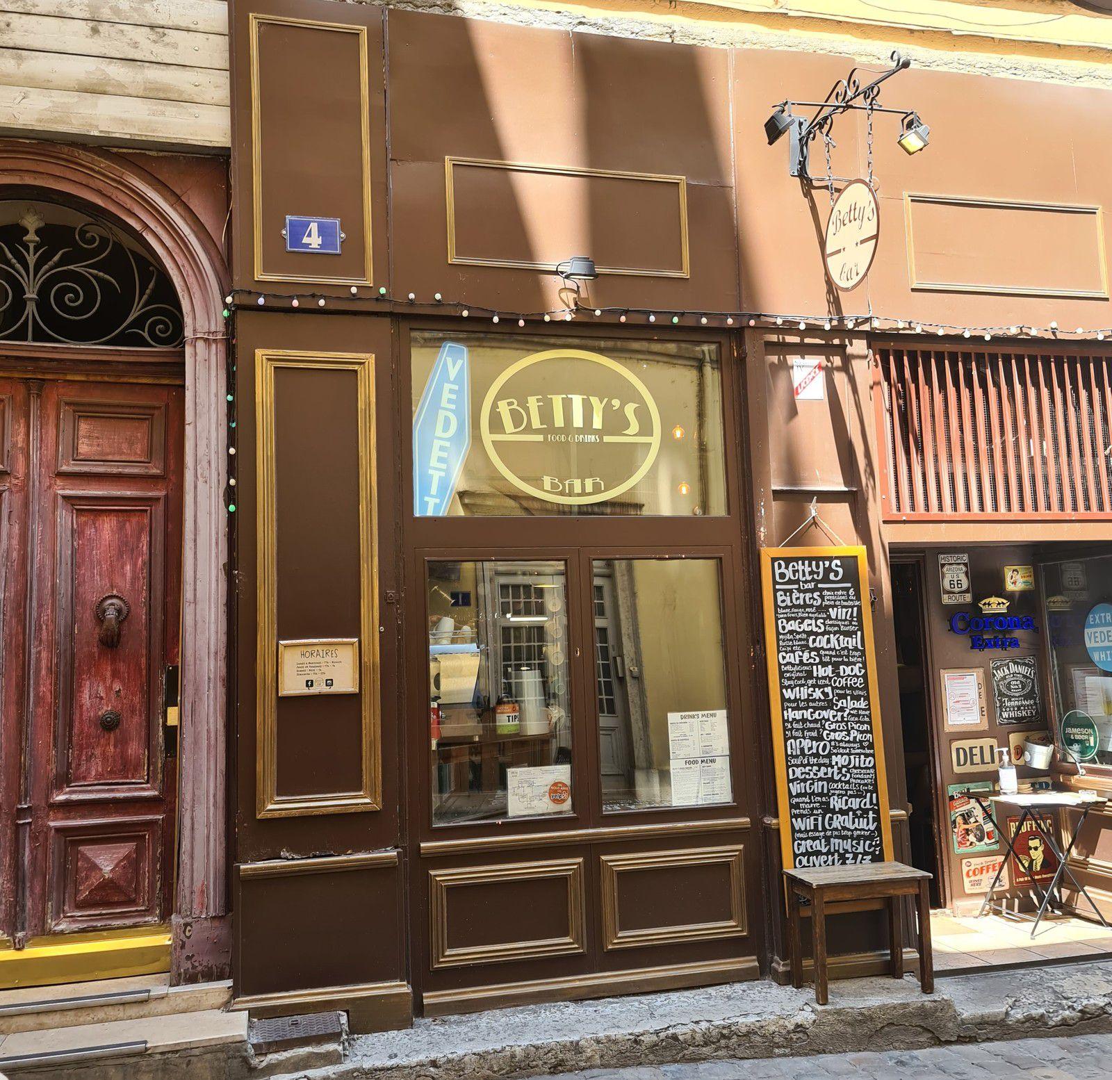 Chez Betty's Lyon
