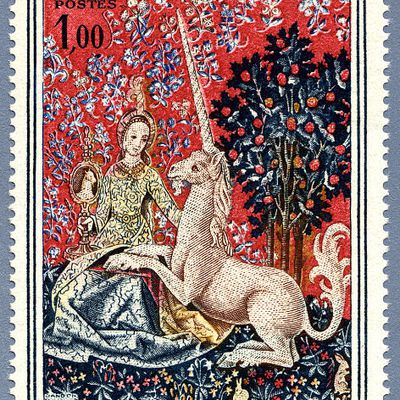 """la Dame à la licorne"""
