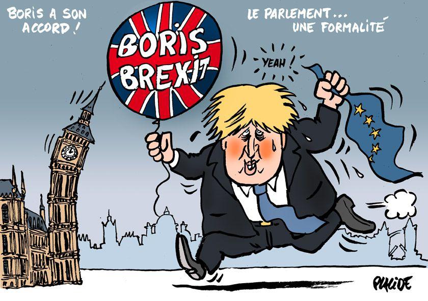 Brexit: les détails de la nouvelle relation entre le Royaume-Uni et l'Europe