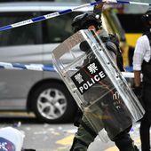 Hong Kong paralysé par des opérations de blocage, un manifestant blessé à balle réelle