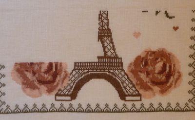 SAL I Love Paris: terminée