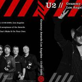 U2 - 47º Grammy Awards -Staples Center - Los Angeles -Californie 13/02/2005 - U2 BLOG