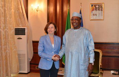 Florence Parly fait son voyage dans une dictature françafricaine au Tchad