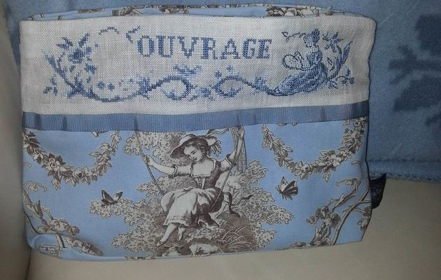 """Trousse """"ouvrage"""""""