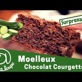 MOELLEUX CHOCOLAT COURGETTE #21