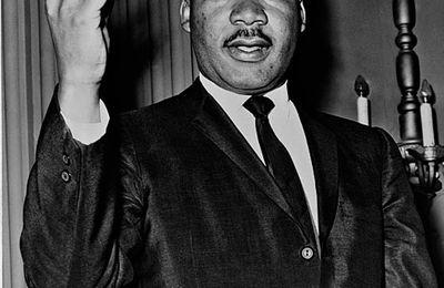 Hommage à Martin Luther KING Junior (15 janvier 1929 - 4 avril 1968)
