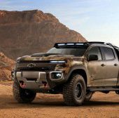 "L'US Army va tester un pick-up "" furtif """