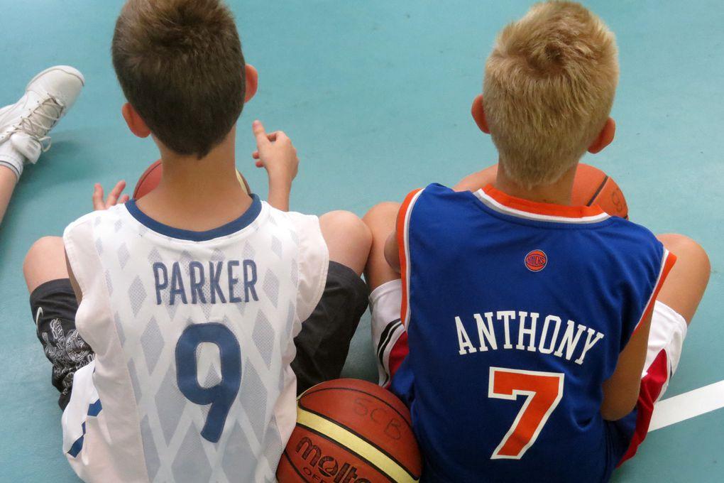 Album - 2F-Camps-2013---Activites-basket