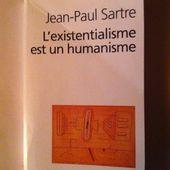 L'existentialisme est un humanisme (Jean-Paul SARTRE) - Les écrits d'un poète français