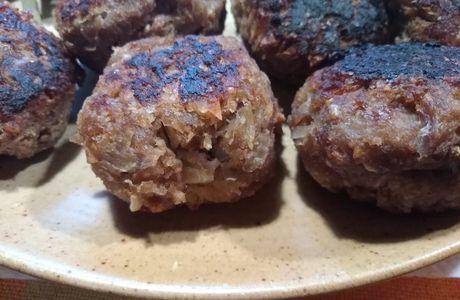 Köttbullar (boulettes de viande suédoises)