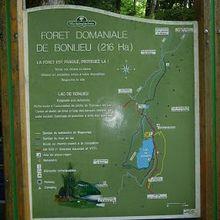 Lac de Bonlieu, balade ...
