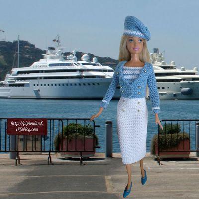 tenues Barbie
