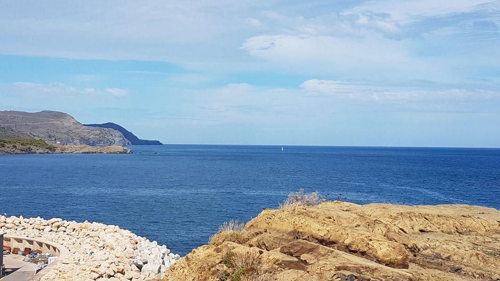 Les vacances sur la côte Vermeille