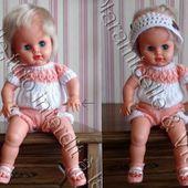 tuto gratuit refaire le doigt coupé d'une poupée ; Victoria Lynn - Chez Laramicelle