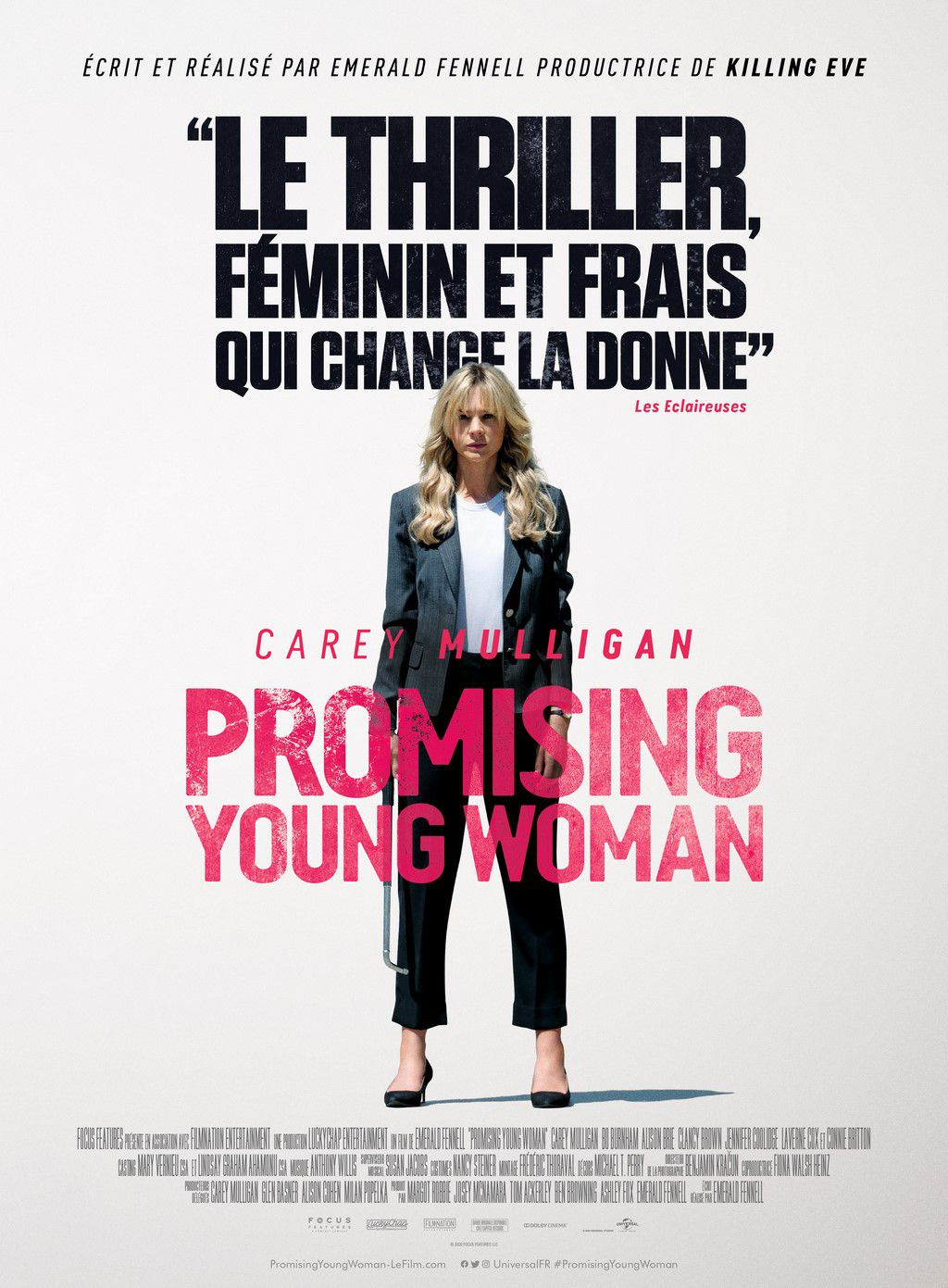 PROMISING YOUNG WOMAN #PromisingYoungWoman