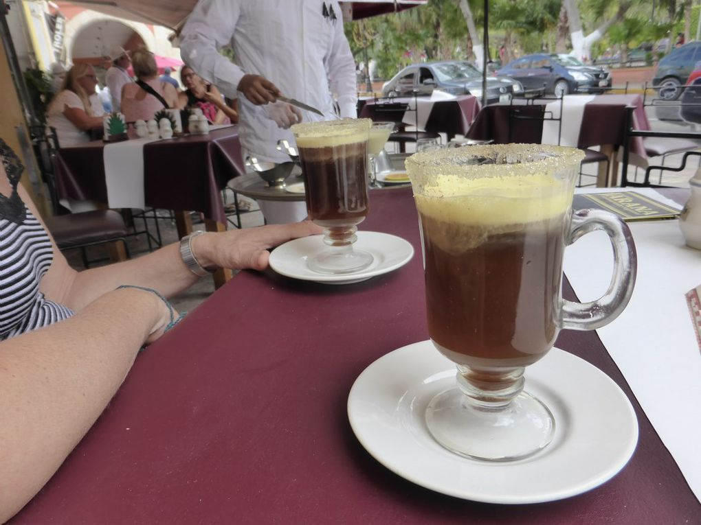 Conception du Maya Cafe, el mexicano irish cafe ... Diaporama