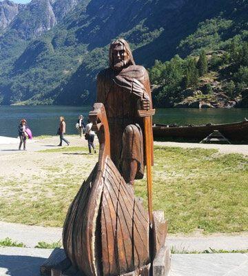 Du pays des Vikings..... à la Norvège d'aujourd'hui