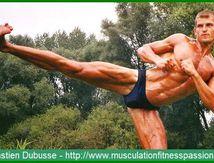 La musculation avec les pompes pour le haut des pectoraux, Sébastien Dubusse, blog musculationfitnesspassion