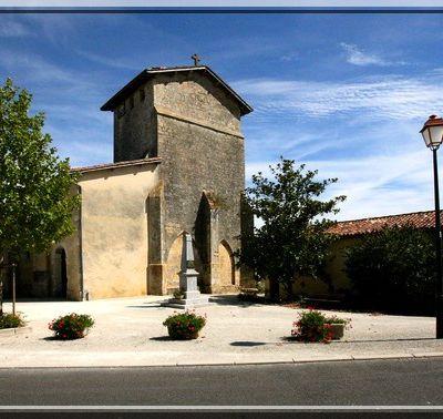 Eglise fortifiée de CAUPENNE