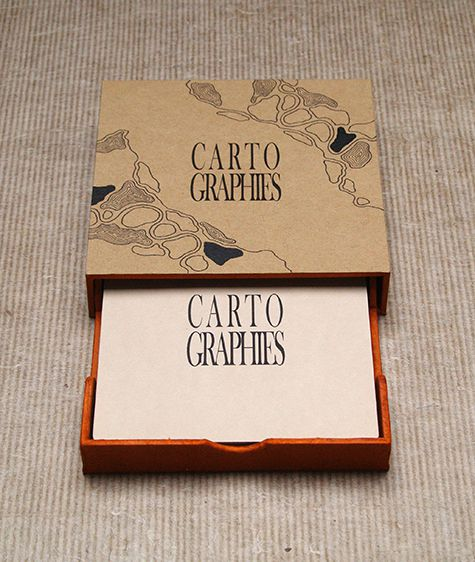 Cartographies n° 1/5