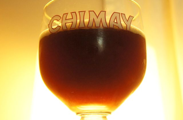 No more Chimay's (for one month)