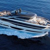 Yachting - Princess X 95, the first model in a new motoryacht range - Yachting Art Magazine