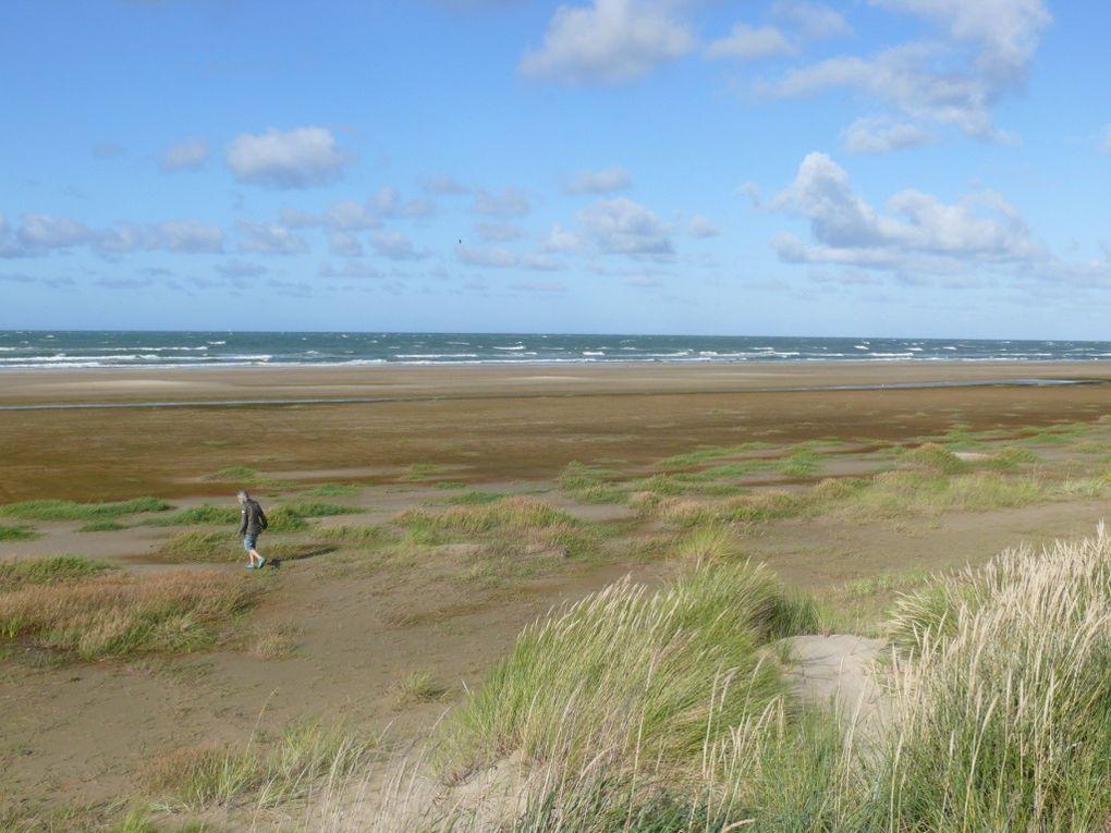 Hirstshals et Skagen la pointe nord du Danemark où la Baltique rejoint la mer du nord