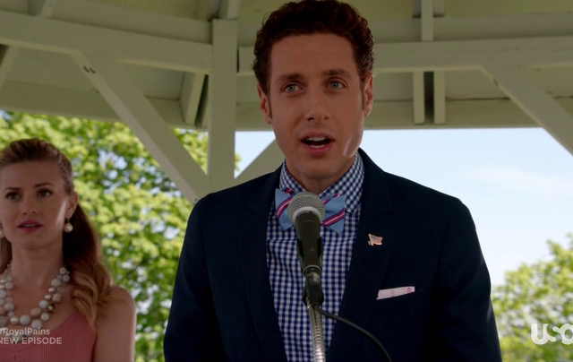 Critiques Séries : Royal Pains. Saison 5. Episode 8. Can of Worms.