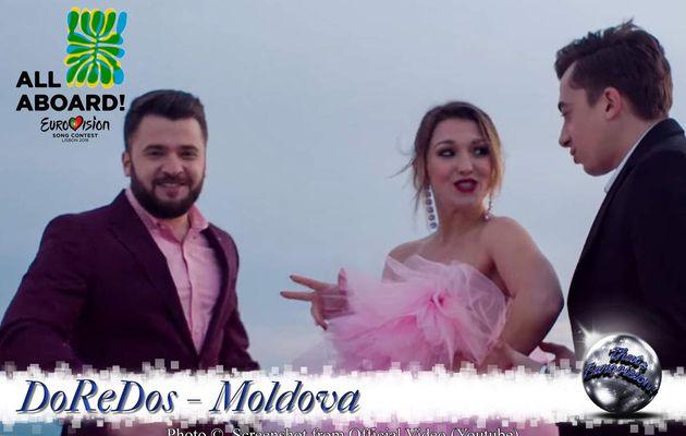 Moldova 2018 - DoReDos - My Lucky Day (Official Video)