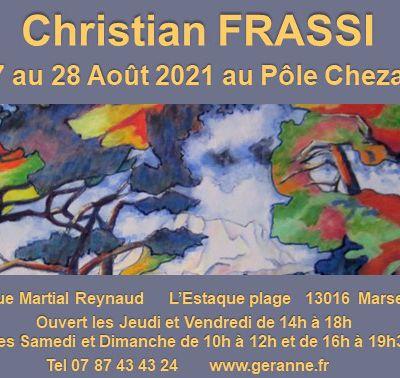 Christian FRASSI expose au Pôle