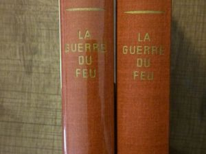 "J.-H. Rosny aîné ""La Guerre du Feu"" (G.P. - 1965)"