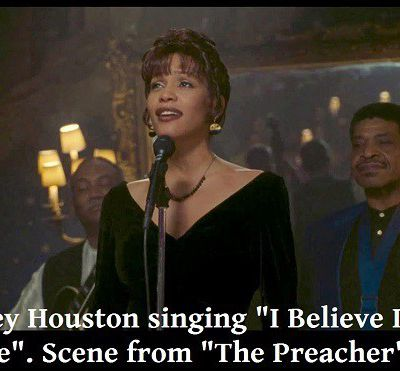 "Music Lovers: Whitney Houston — ""I Believe In You And Me"""